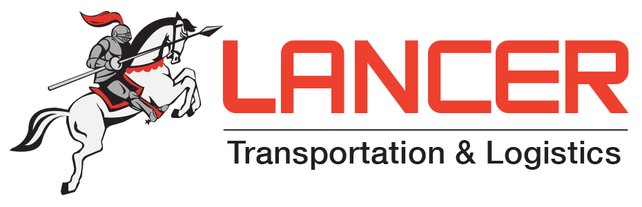 LANCER Transportation And Logistics Logo