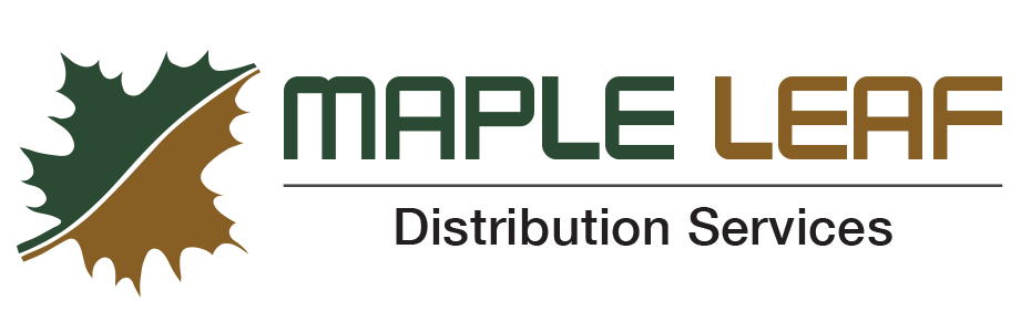 MAPLE-LEAF-Distribution Services Logo