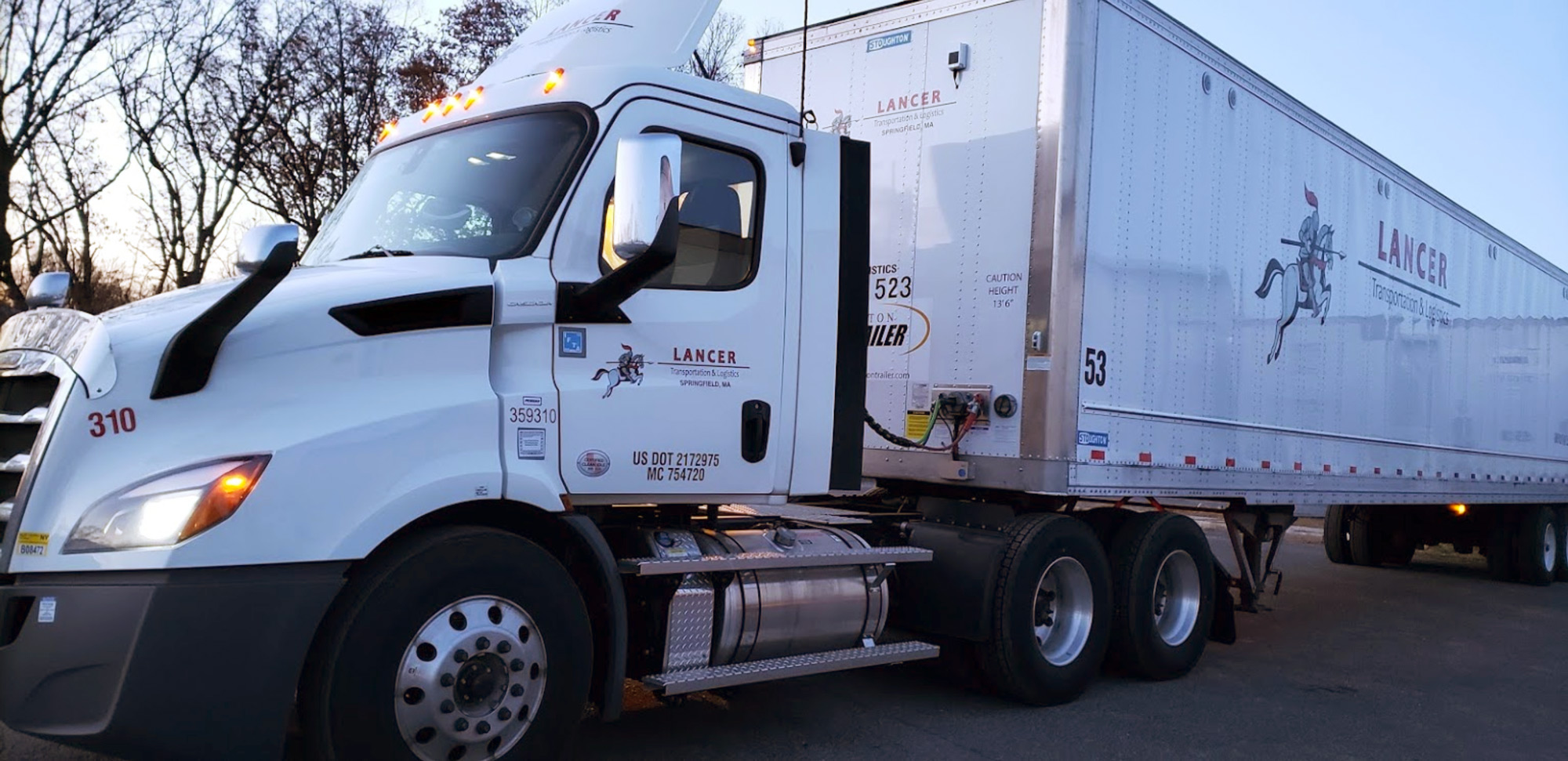 Lancer Transportation Truck